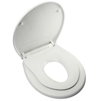 Haron Child Training Family Toilet Seat Detachable White TS510