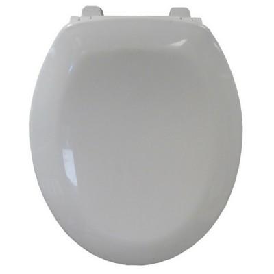 Haron Apollo Toilet Seat Slow Close Hinge White TS800HS