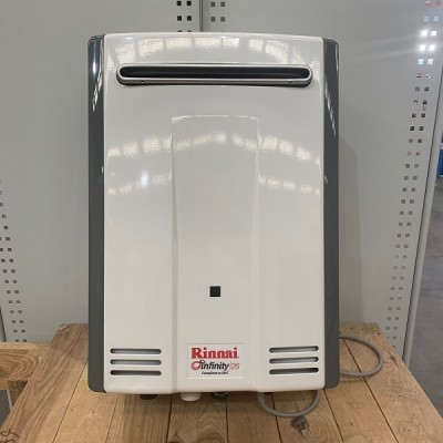 Rinnai Infinity 26 NATURAL GAS 50C INF26N50MA - CLEARANCE