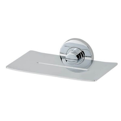 Master Rail Soap Dish Chrome Mini SD-C