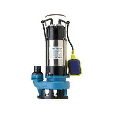 Maxijet Hyjet HV750 Submersible Water Pump Cast with Float Switch 50mm 750W 300Lpm