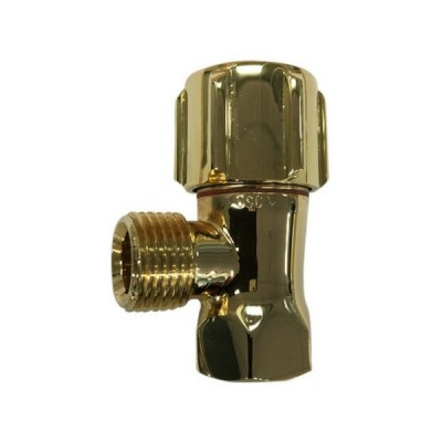 Mini Cistern Stop Gold