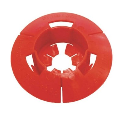 Plumtool Multi Fit Steel Stud Red Grommets To 2mm Thick Bag 100 PZMG2986