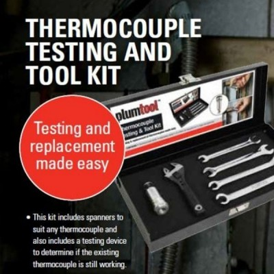Plumtool Thermocouple Testing Tool Kit PTTT942