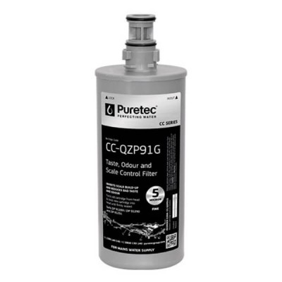 Puretec CC-QZP91G 5 Micron Compatible Water Filter Cartridge 9""