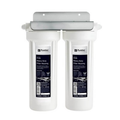 Puretec CD13 Twin Housing Water Filter System
