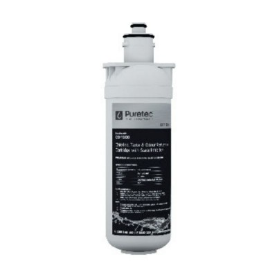 """Puretec CO-T100 Food Service Triple Action Water Filter Cartridge 5 Micron 10"""""""