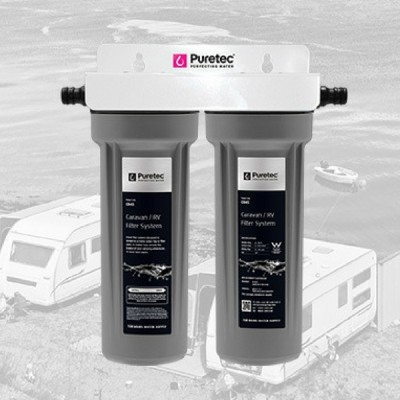 Puretec CR45 Caravan Water Filter Housing
