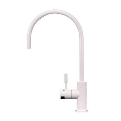 Puretec DFU210 Alpine White Designer Water Filter Faucet With LED Reminder Light