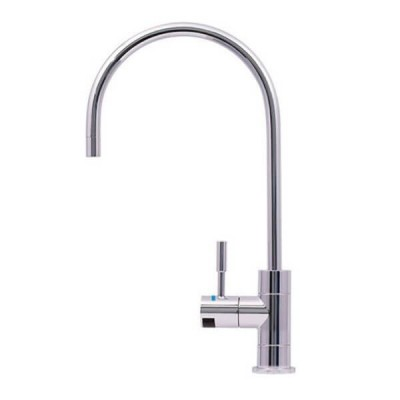 Puretec DFU230 Chrome Designer Water Filter Faucet With LED Reminder Light