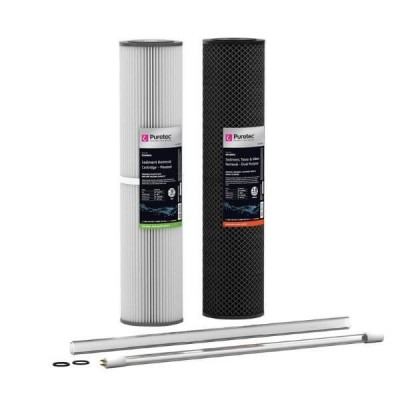 Puretec HR-G7R2 Water Filter & UV Maintenance Suit Kit Hybrid G7 & R2 20""