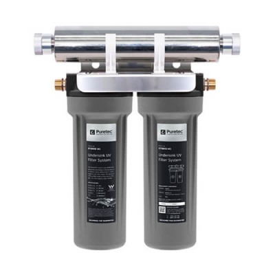 Puretec Hybrid-M1 Undersink Ultraviolet All in One Water Filter System
