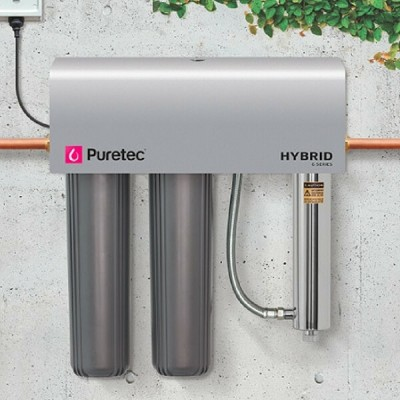 Puretec Hybrid G7 Whole House Ultraviolet Water Filter System