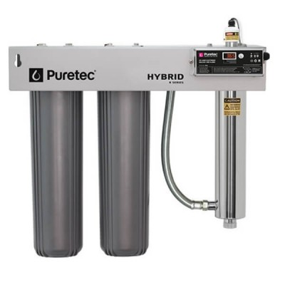 Puretec Hybrid R2 Whole House Ultraviolet Water Filter System