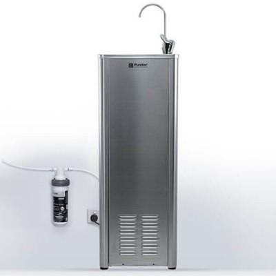 Puretec D30EC 30Lph Water Chiller Drinking Fountain External Filter - Bubbler & Carafe