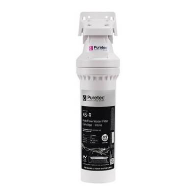 Puretec X6 Puremix Inline Undersink Water Filter System 0.5 Micron