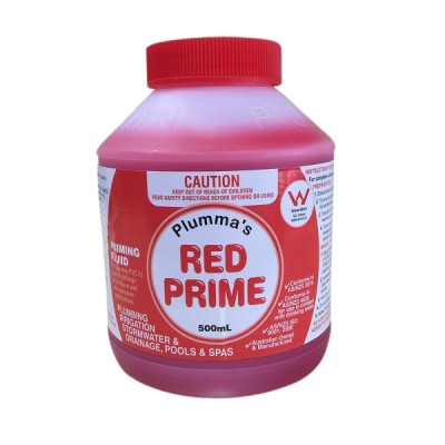 Red Priming Fluid 500ml