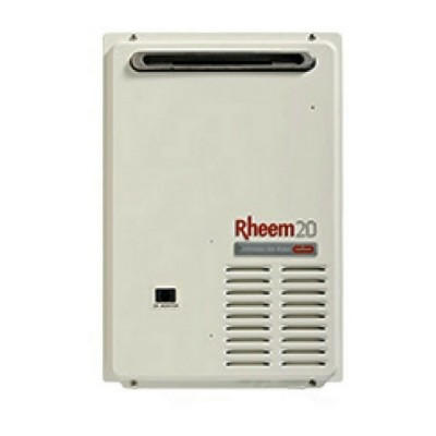 Rheem 20 50C Continuous Hot Water System Nat Gas 876620NF