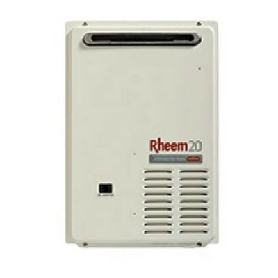Rheem 20 60C Continuous Hot Water System Nat Gas 874620NF