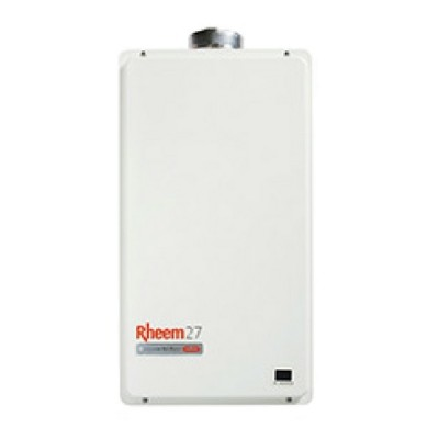 Rheem 27 60C Indoor Continuous Hot Water System Nat Gas 864627NF
