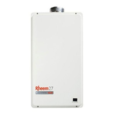 Rheem 27 Litre Internal NATURAL GAS 50C Continuous Flow Hot Water Heater 866627NF