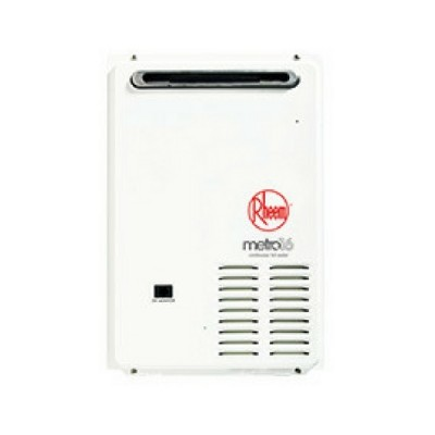 Rheem Metro 16 60C Continuous Hot Water System Nat Gas 874E16NF