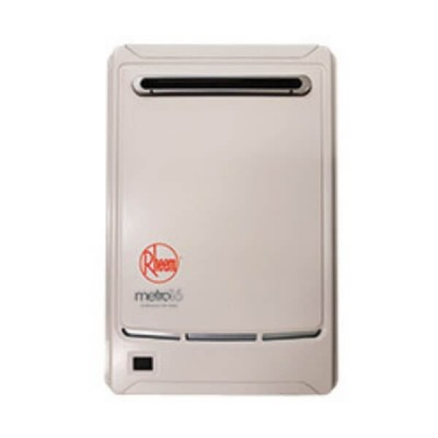 Rheem Metro 16 Continuous Hot Water System Preset 50C Nat Gas 876T16NF