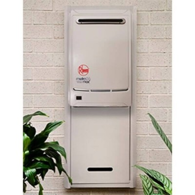 Rheem Recess Box Galvanised Steel Suit 12-26L Continuous Water Heater 299842