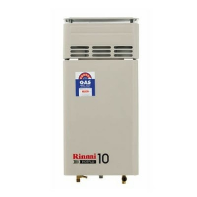 Rinnai Hotflo 10 Nat Gas Instantaneous Hot Water System IHF10N
