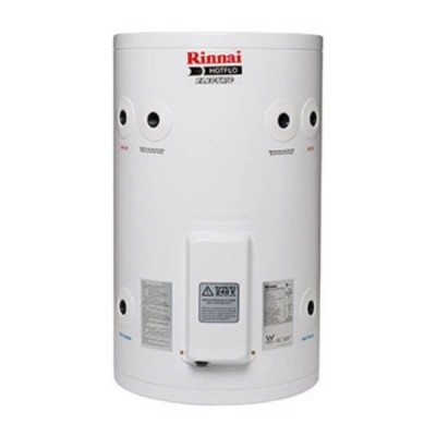 Rinnai Hotflo 50 Litre Electric Storage Hot Water System 2.4KW Plug In EHF50S24P