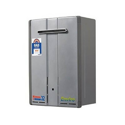 Rinnai Infinity Enviro 32 Preset 60C Natural Gas Continuous Flow Hot Water System INF32EN60