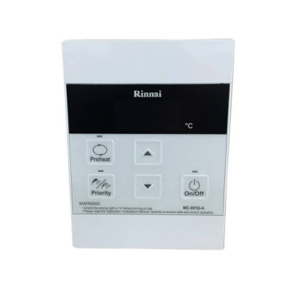 Rinnai MC601QA Universal Temperature Controller Suit Continuous Flow Hot Water Systems