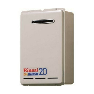 Rinnai S20 Solar Booster Continuous Flow Hot Water System LP GAS S20L70