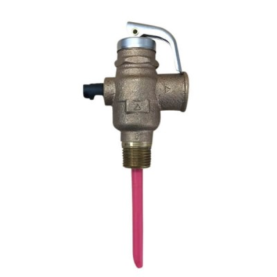 RMC HT55 850 Kpa 15mm Pressure Temperature Relief Valve HT505