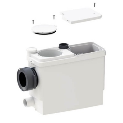 Saniflo Sanipack Pro UP Wall Hung Toilet Macerator Pump SA99