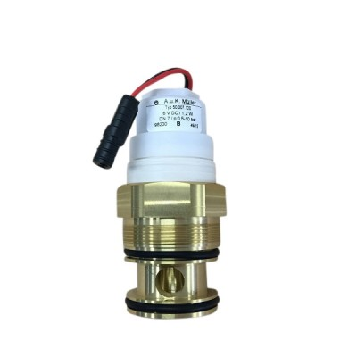 Schell Urinal Flush Valve Compact HF Solenoid With DR Adaptor 256390099
