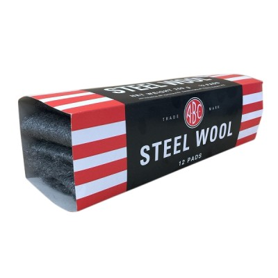 Steel Wool Pads Coarse