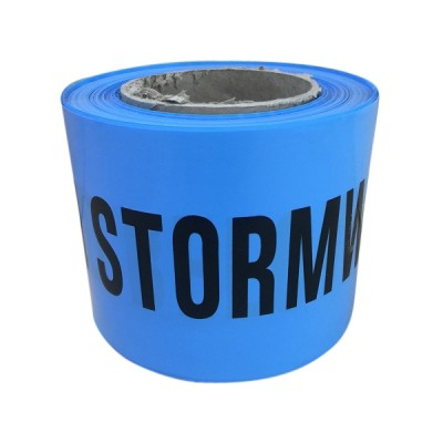 Stormwater Line Tape 100mm X 100m Non Detectable
