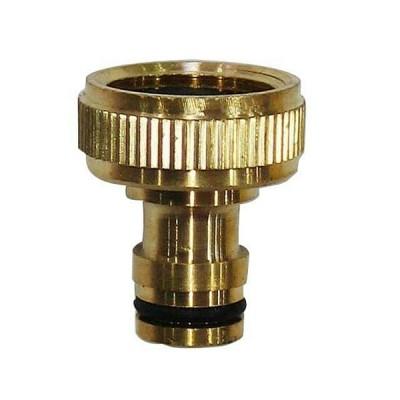 Tap Brass Tap Adaptor 19mm Fixatap 218339