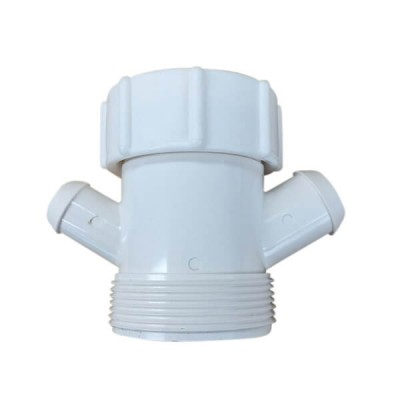 Trap Extension Pvc 50mm BSP X 60mm Overflow Nipple Connections 15252