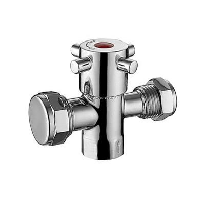 Combination Dishwasher Isolation Ball Valve WaterMark Chrome
