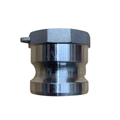 100mm Type A Camlock Male Adaptor to Female BSP Coupling Alloy