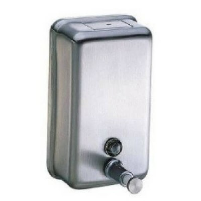 Vertical Soap Dispenser Stainless Steel WA-SD-V
