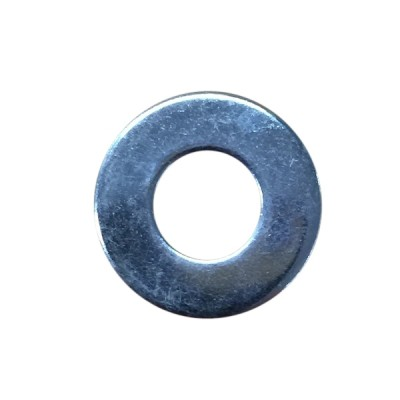 10mm Flat Washer Metric Zinc