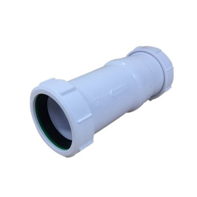 Waterless Trap Valve Self Closing 50mm Pvc