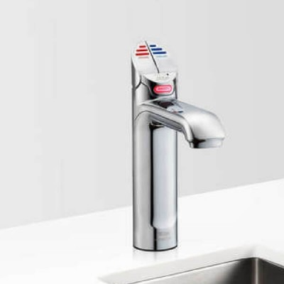 Zip HT1760 HydroTap G4 BCS 100-75 Boiling Chilled Sparkling Filtered Classic Chrome Commercial