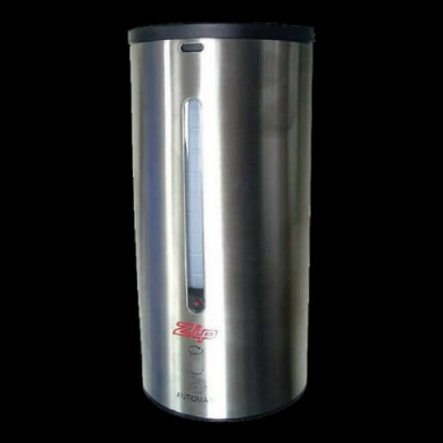 Zip Liquid Soap Dispenser Touch Free Stainless Steel 29013