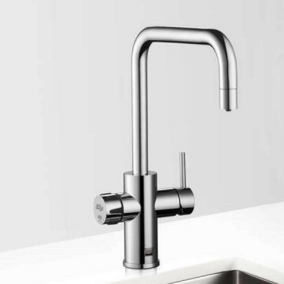 Zip MT3786 HydroTap G4 Celcius Cube B Hot Cold Boiling Filtered Chrome Residential