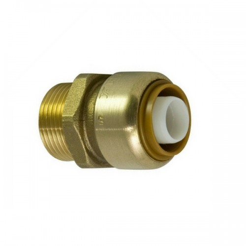 15mm Straight Coupler Coupling Connector Polypipe Push Fit Plumbing Fittings