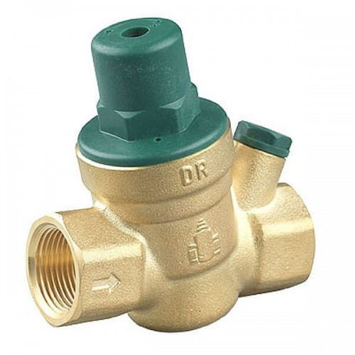 20mm Inline Pressure Reducing Valve 500 Kpa Adjustable 150